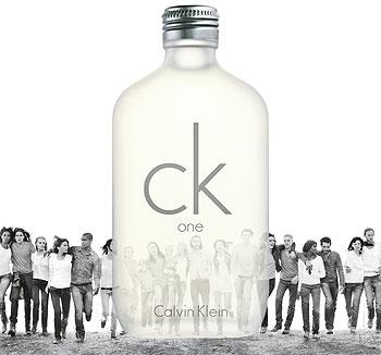 Oblíbená vůně CK ONE