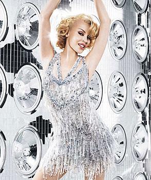 Hudba Kylie Minogue zvedne Báře vždy náladu, foto: COTY, Kylie Showtime
