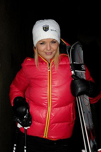 Ivana Vavřínová: mým velkým lyžařským vzorem byl Lasse Kjus, jeho úspěchů už nedosáhnu, tak jsem si alespoň pořídila oblečení, které navrhl právě on.