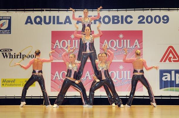 Aquila aerobic 2010