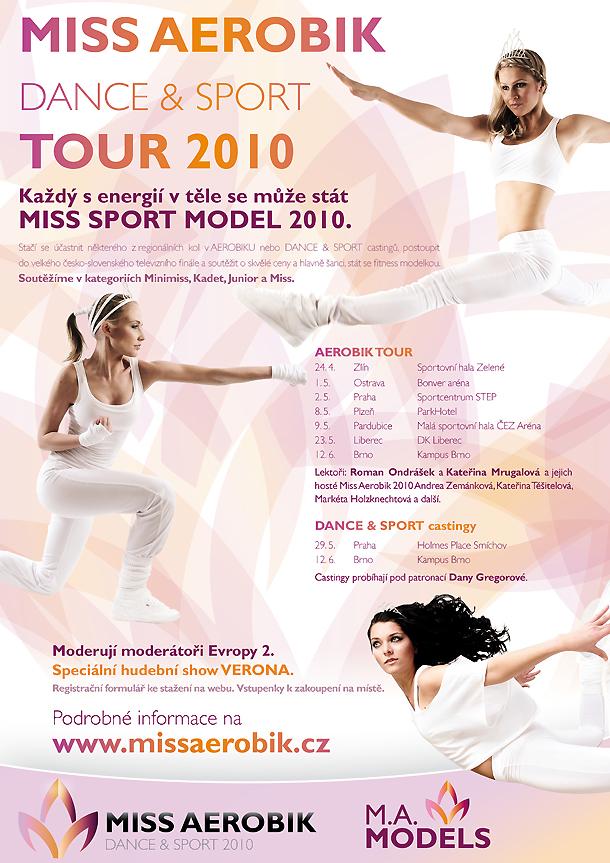 Miss Aerobik Dance & Sport 2010