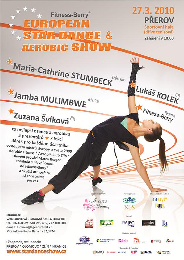 Fitness-Berry ® European Star Dance & Aerobic Show 2010