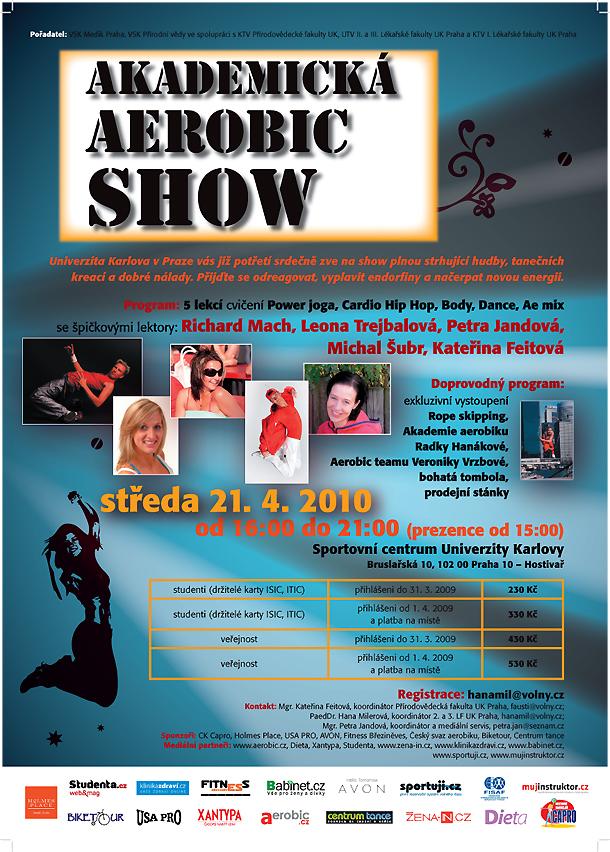 Akademická aerobic show