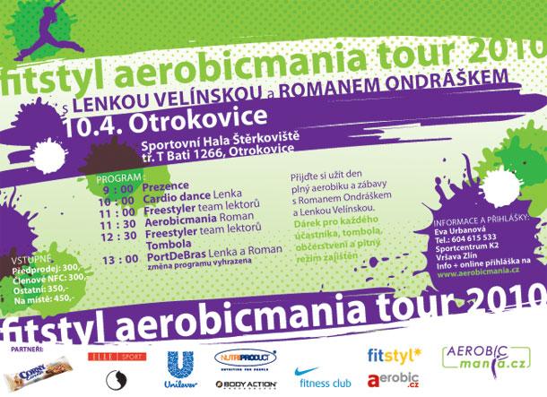 Fitstyl AEROBICMANIA tour