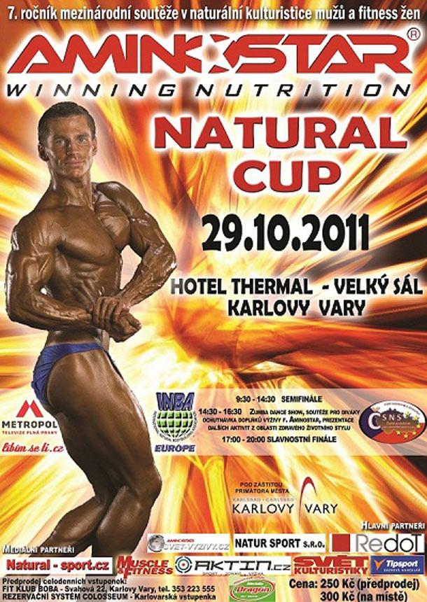 AMINOSTAR NATURAL CUP 2011