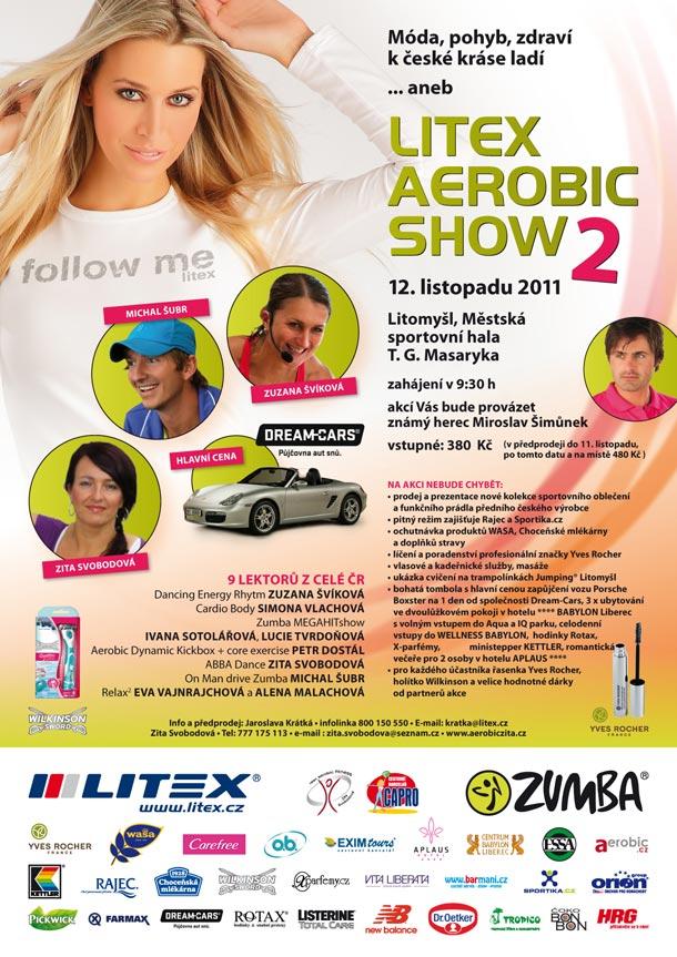 Litex aerobic show 2