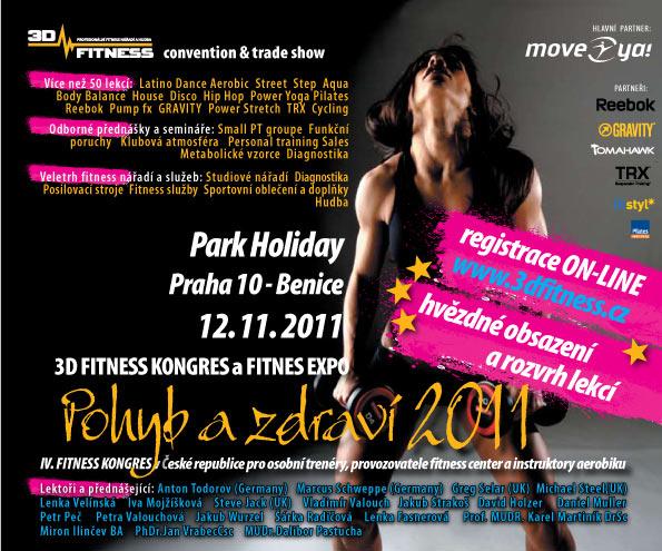 Pohyb a zdraví 2011