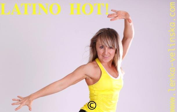Latino hot, Lenka Velínská