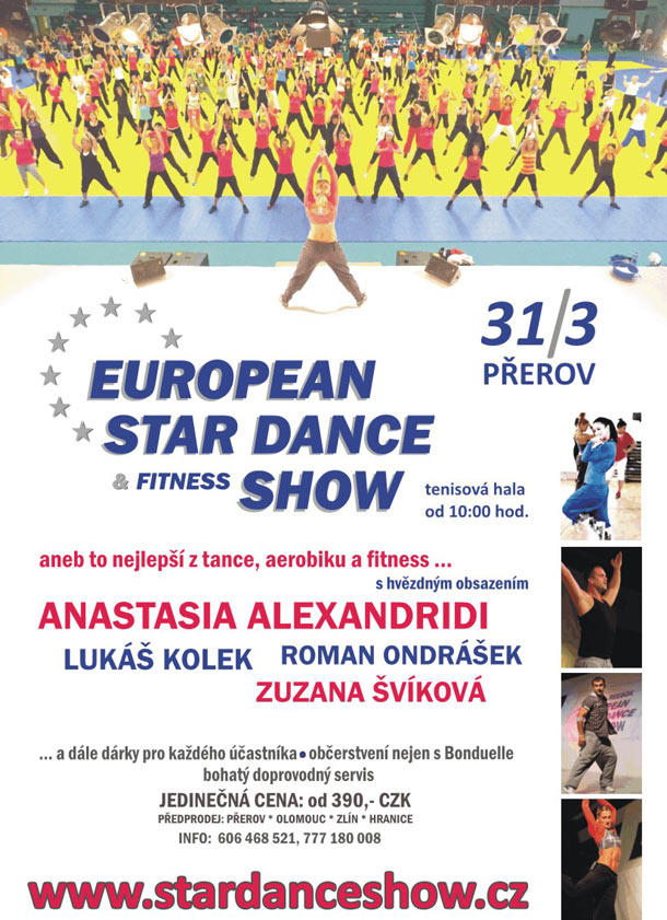 European Star Dance and Fitness