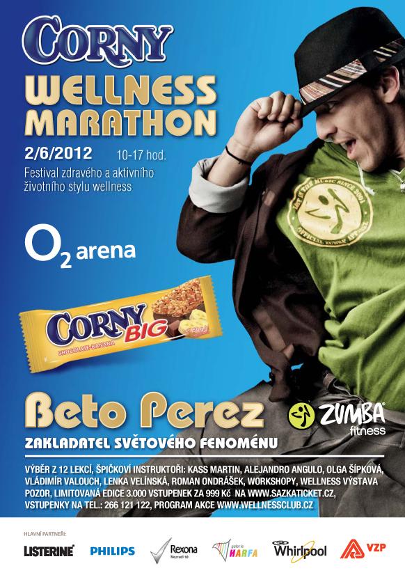 Corny WELLNESS MARATHON 2012