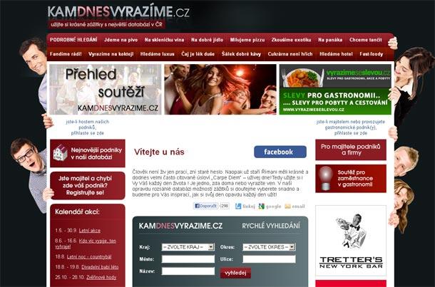 http://www.kamdnesvyrazime.cz/