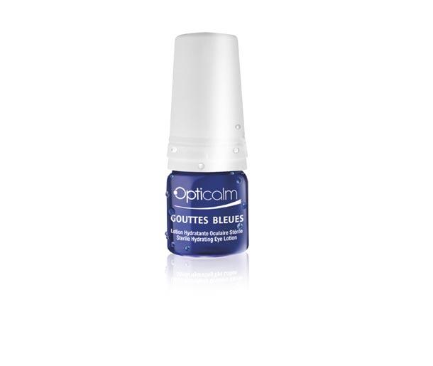 Modré kapky Opticalm