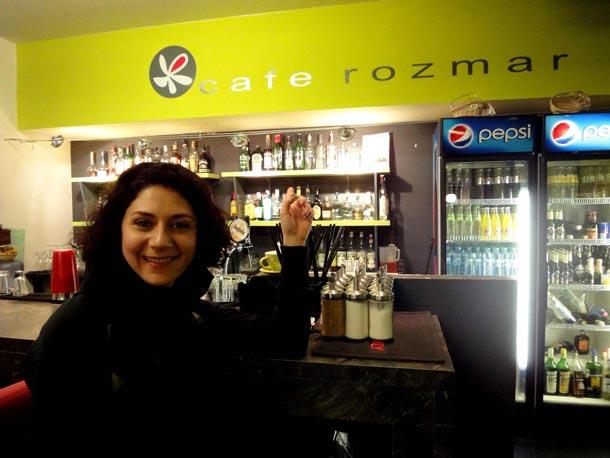 Vánoční bazar v Café Rozmar