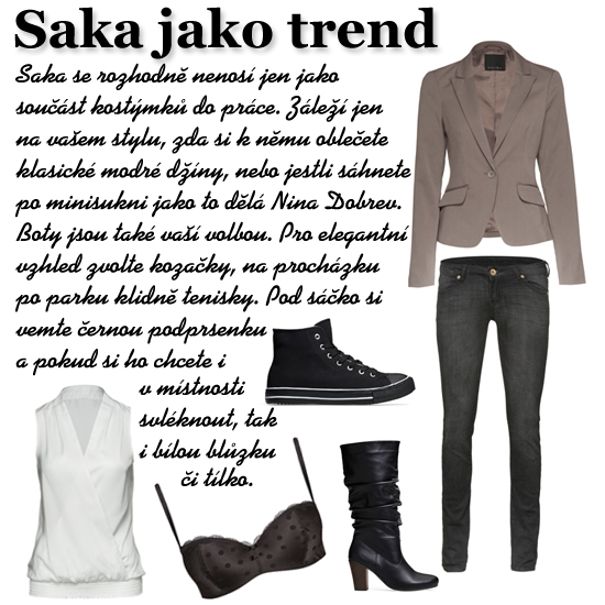 New Yorker - Dress for the moment: A jak to bude na podzim 2012