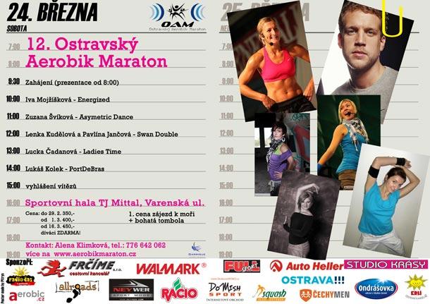 Ostravský aerobik maratón