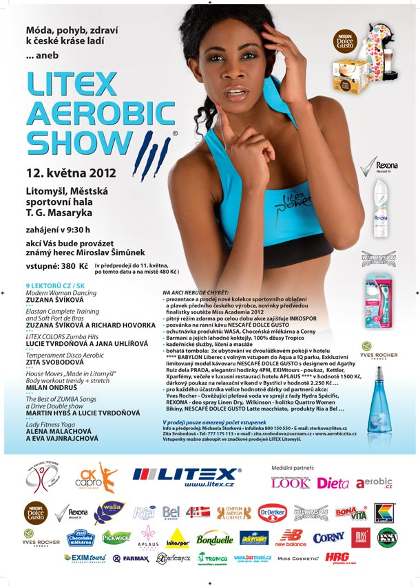 LITEX AEROBIC SHOW 2012