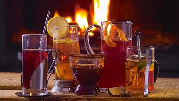 Tradiční zimní nápoje