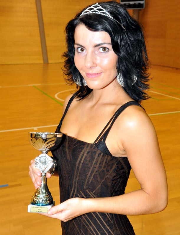 Vendula Scheibová, Miss sportaerobic