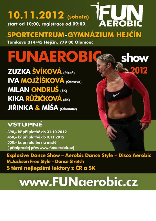 7.ročník Funaerobic show