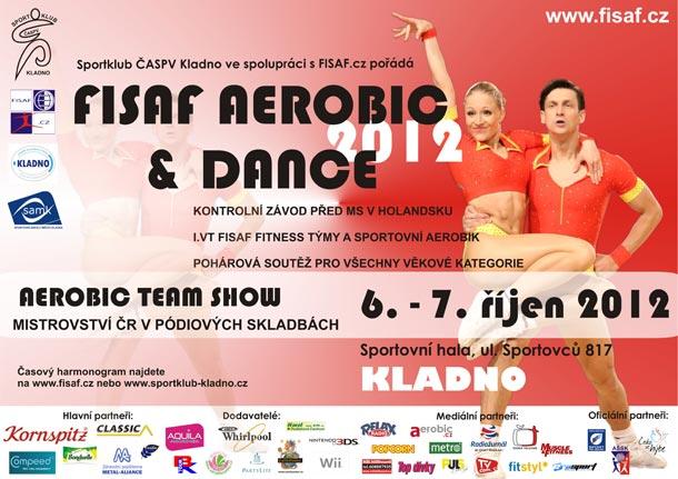 FISAF AEROBIC & DANCE 2012