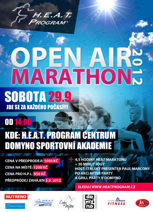 H.E.A.T. Program – OPEN AIR MARATHON