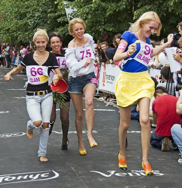 Lodičkový sprint aneb Kdo předběhne Carrie Bradshaw ze Sexu ve městě