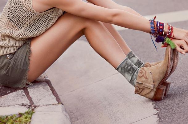 Veselé a hravé ponožky z nabídky značky Calzedonia