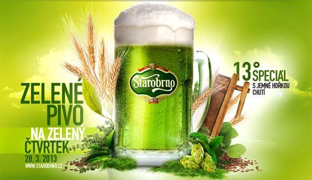 """Jak se vaří Zelené """"velikonoční"""" pivo"""