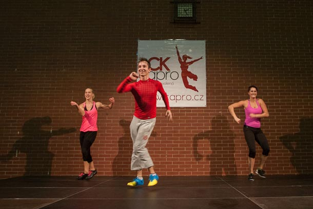 Capro team show 2013