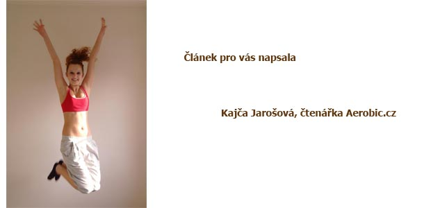 Karolína Jarošová: Jak jsem si užila FIT FEST 2013, foto: Karolina Kubíčková