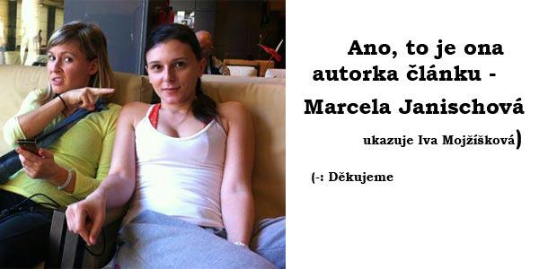 Marcela Janischová: Rimini Wellness 2013