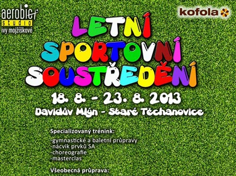 Letn sportovn soustedn