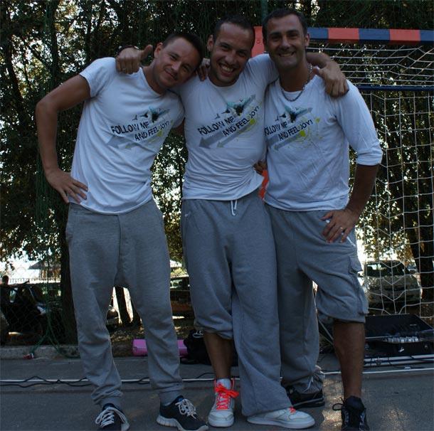 Užijte si léto s AEROBICMANIA Summer Camp