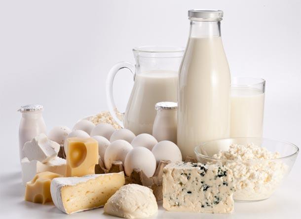 Mléko a mléčné výrobky – léky na všechno