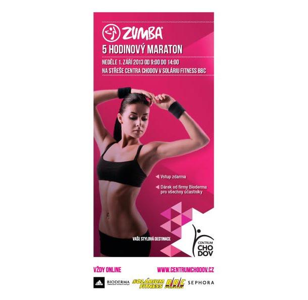 5. ročník Zumba maratonu