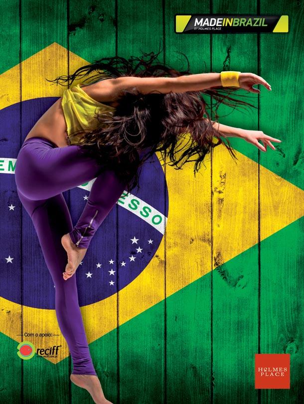 Znáte unikátní studiovou lekci Made in Brazil ?