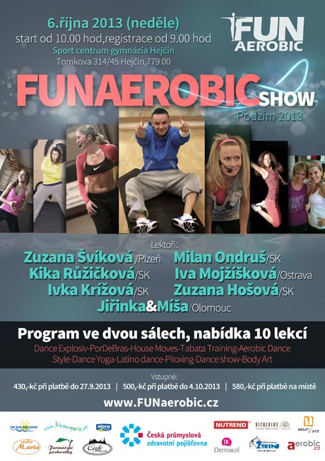 Funaerobic show 2013