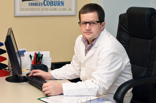 MUDr. Libor Zámečník, Ph.D., FEBU, FECSM