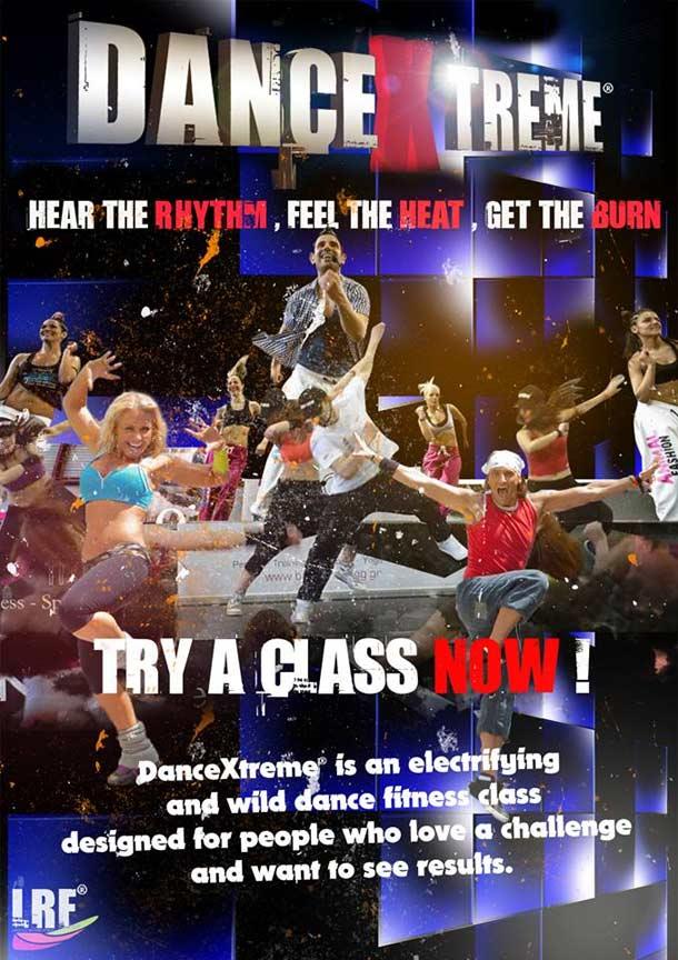 Exklusivně v České republice DanceXtreme® basic course