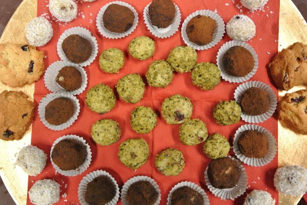 Vendula Šeflová: Zdravé vánoční cukroví