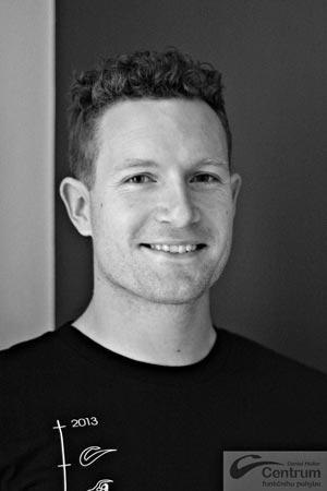 Michael Elkčkner, osobní trenér, instruktor, lektor odborných seminářů pro IQ pohyb a Centrum funkčního pohybu: Nápovědník