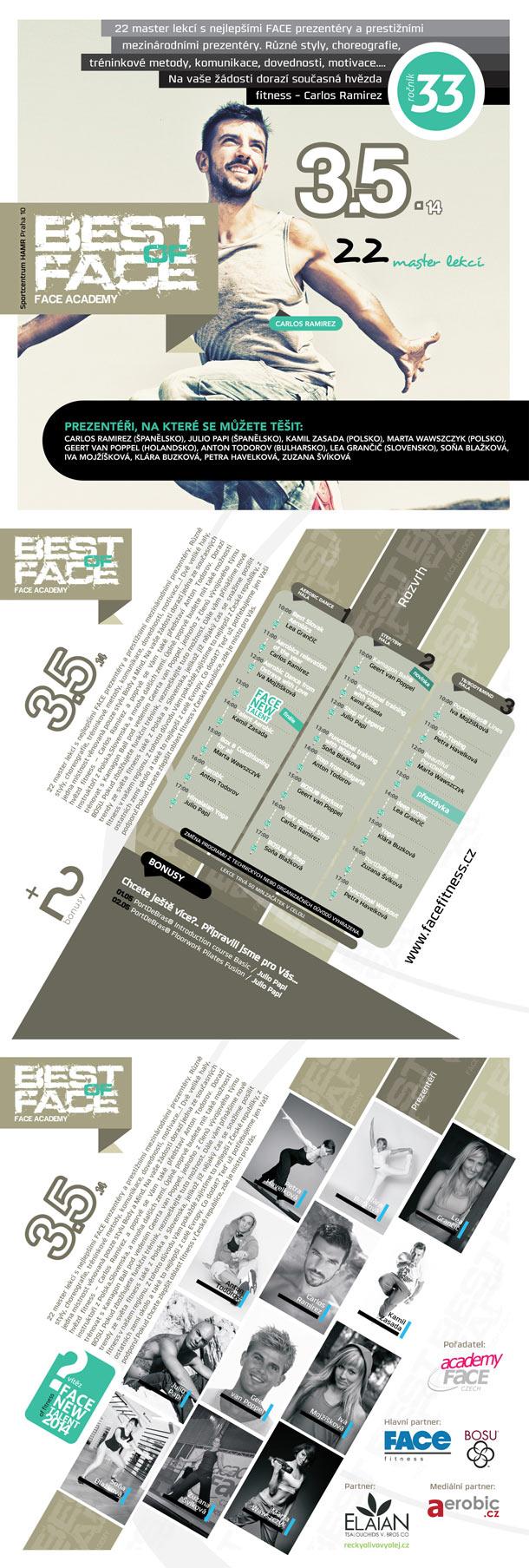 Mezinárodní kongres BEST OF FACE 2014