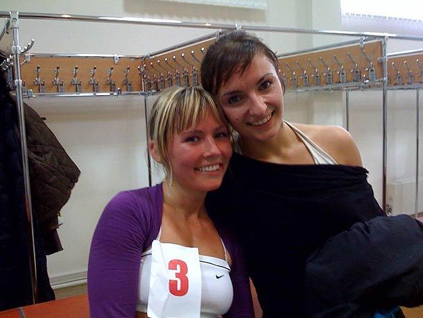 Lucie Čadanová: Jak a kde se cvičí v Ostravě