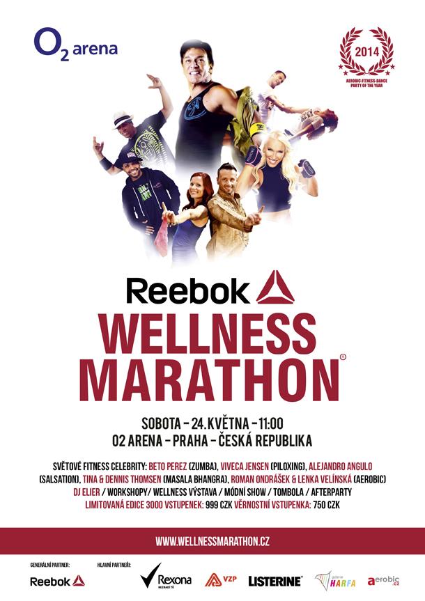 Reebok Wellness Marathon 2014