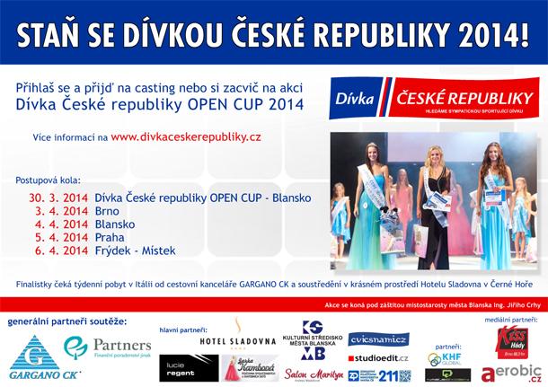 Startuje nový ročník soutěže Dívka České republiky
