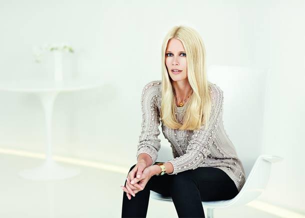 Ikonické blond odstíny Blonde Ultime  od Schwarzkopf a Claudie Schiffer