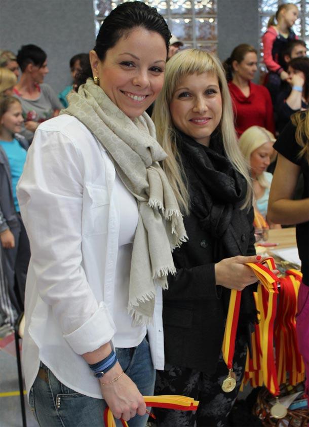 JUDr. Silvie Brandová a JUDr. Hana Karásková