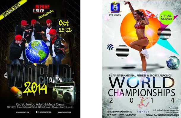 FISAF International World Fitness & HIP HOP UNITE Championships 2014