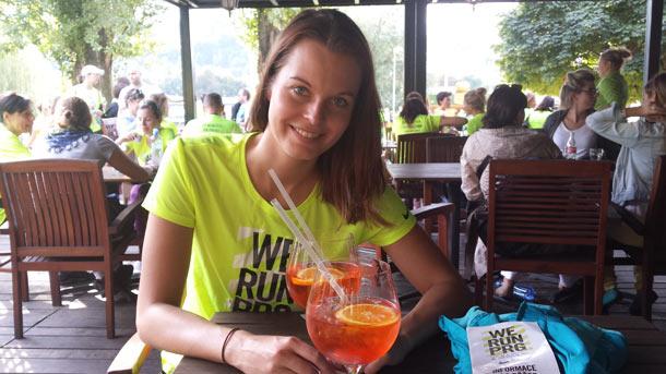 Helenka na We Run Prague