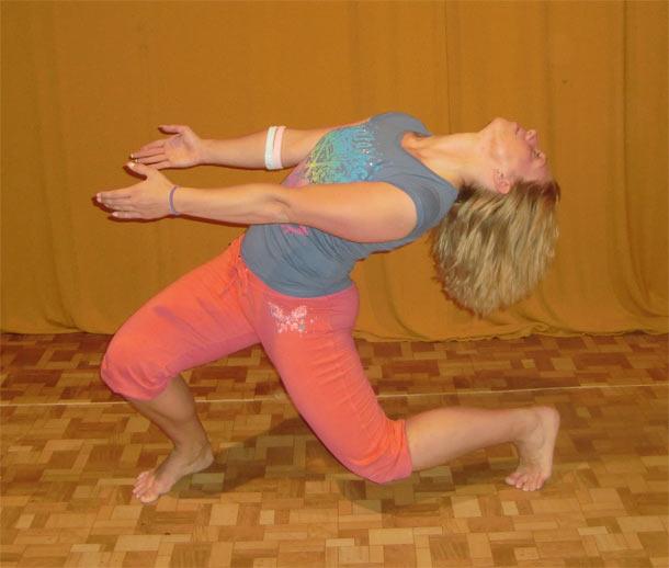 Nápovědník: Žaneta Valentová, iInstruktor Pilates, Street dance, Chi - toning, Dance jógy a Nordic walking